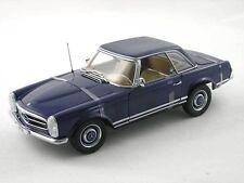 NOREV 1963 MERCEDES BENZ W113 230 SL Pagoda Dark Blue 1:18 LE 1000 PCS*Last One!