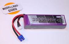 Hacker RC-Modellbau-Akkus mit 3000-4000mAh Kapazität LiPo