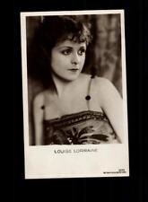 Louise Lorraine Hermann Leiser Verlag Postkarte ## BC 125196