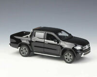 Welly 1:27 Mercedes Benz X-Class Black Diecast Model Car New in Box