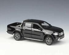Welly 1:27 Mercedes Benz X-Class Black Diecast Model Car New in Box