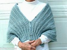 Bedjacket/Shrug Knitting Yarn PATTERN