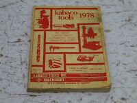 Kabaco tools 1978 Catalog 1978