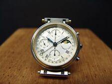 FORGET Serie A Chronograph Cronometer No. 0020 Stahl /  Gold ORIGINAL