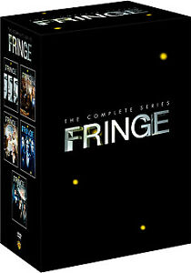 FRINGE THE COMPLETE SERIES 1-5 DVD BOXSET 29 Discs R4 NEW & SEALED