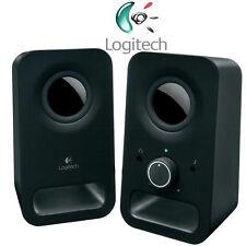 Logitech Z150 Digital - Lautsprecher / Speaker - 2.0 - Für PC - Stereo - BLACK