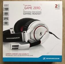 Sennheiser G4me Zero Noice Cancelling Gaming Headset - White