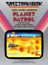 Planet Patrol - Atari 2600 (Cartridge) PAL