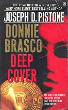 Deep Cover by Donnie Brasco (1999,Paperback)