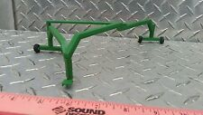 1/64 standi farm toy green triple grain drill planter rake hitch Plastic ertl