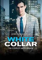 White Collar: Sixth Season 6 Six (DVD, 2015, 2-Disc Set) - NEW!!