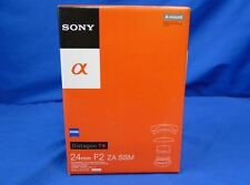 Sony SAL24F20Z Distagon T* 24mm F2 Carl Zeiss Lens Japan Domestic Version New