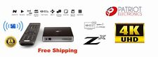 FORMULER ZX 5G ANDROID 7 4K SMART MEDIA PLAYER IPTV Built In Wifi Bluetooth DDR4