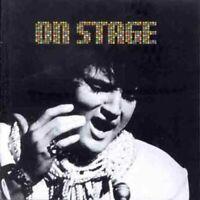 Elvis Presley - On Stage (NEW CD)