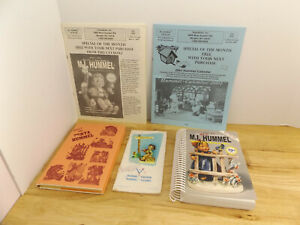 M. I. Hummel Catalog and Book Lot of 5 Items