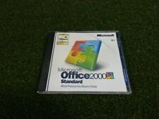Microsoft Office 2000 Standard With Key