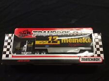 Matchbox Superstar Transporters Meineke Jimmy Spencer