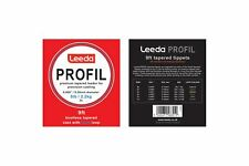 LEEDA PROFIL CASTS DRY FLY - 9FT TAPERED LEADER - DRY FLY TAPERED LEADER