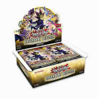 YUGIOH LEGENDARY DUELISTS MAGICAL HERO BOOSTER BOX FACTORY SEALED (36 packs)