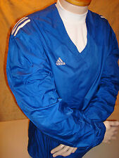 ADIDAS  CLIMALITE Royal Blue Windshirt Jacket L NEW