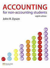 Accounting for Non-Accounting Students, 8th Edition by Dyson (9780273722977)