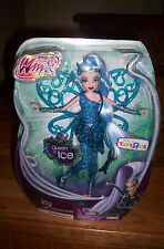 """Winx Club Trix Collection ICY Evil Ice Queen Sirenix ToysRUs Exclusive 12"""" Doll"""
