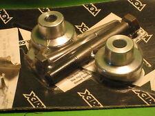HONDA CBR1000RR 2004-07   CUT STYLE  FRAME SLIDER BASES VORTEX FS206