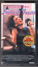STORIA DI FAUSTA (1988) VHS CGG - new cellofanata