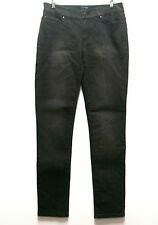 Queen Collection Latifah HRH Bleached Skinny Jeans $59.90 GRAY 6 Tall Inseam 32