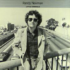LP randy Newman Little Criminals/professionnellement nettoyé