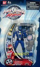 """Power Rangers RPM Full Throttle 5"""" Blue Lion Ranger New  Factory Sealed 2009"""