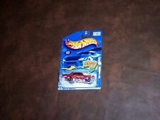 HOT WHEELS - FORD THUNDERBOLT - COLLECTOR CARD NO. 142 - NEW