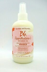 Bumble and Bumble Hairdressers Invisible Oil Heat UV Protective Primer ~ 8.5 oz