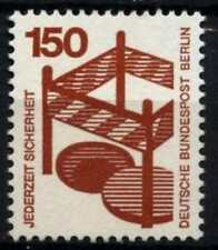 Berlin 1971-4 SG#B406, 150pf Accident Prevention Definitive MNH #D72714