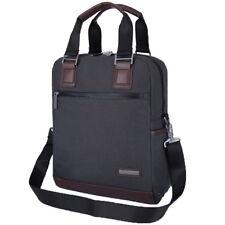 """Men Messenger 14 Inch Laptop Briefcase Women Business Shoulder Bag 12.9"""" Tablet"""