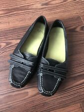 Ladies Lacoste Flat Shoes Size 4
