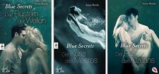 Blue Secrets Serie Der Kuss des Meeres Das Flüstern der Wellen Der Ruf des Ozean
