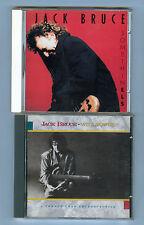 JACK BRUCE (2 CD LOT) WILLPOWER / SOMETHING ELS (IMPORT) ERIC CLAPTON