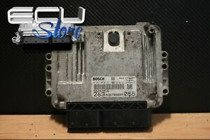ECU / CONTROL UNIT Engine 0281018721 55247016 - Fiat Doblo 1.6