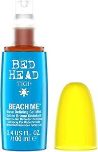 Tigi Bed Head Beach Me Wave Defining Hair Mist Gel 100ml