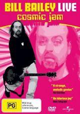 BILL BAILEY LIVE COSMIC JAM * NEW SEALED REGION 4 PAL DVD *