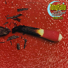 Tony Rallo & The Midnite Band – Burnin' Alive  CD   USA SELLER!!!  DISCO MUSIC
