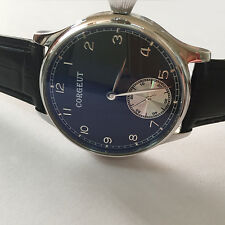 Corgeut 44mm Stainless Steel Hand Winding 6498 Mens Watch  CO-4