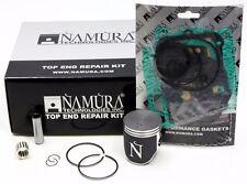 2007-13 KTM 144/150SX Namura Top End Rebuild Piston Kit Rings Gaskets Bearing A