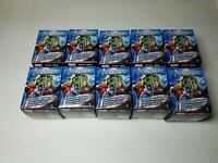 Lot Of 10 Brand New Sealed Marvel Avengers Heroclix Booster Packs NOT SEARCHED