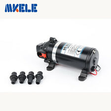 AC220V Water Pump High Pressure Diaphragm Pump 9.5m lift 120psi DP-120s