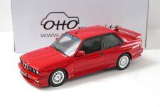 1:18 OTTO BMW M3 E30 Coupe 1989 brilliant red NEW bei PREMIUM-MODELCARS