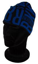 Cappello cuffia hat BIKKEMBERGS a.01334 taglia UNICA col.001 NERO BLUETTE