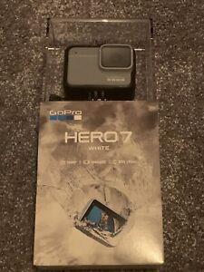 GoPro Hero 7 White - 1080p60 10mp 2x Slo-Mo Action Kamera ** NEU **