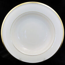 """ETERNAL RIM SOUP 9"""" LENOX Fine China NEW NEVER USED made in USA"""